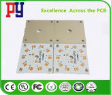 LED Pcb Molding Single Layer Printed Circuit Board 22F Fiberglass Board 1.6mm Surface Finish HASL