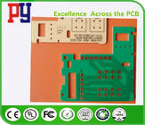 High Density Single Sided PCB Board FR-4 Base Material Lead Free Hasl Surface Finish