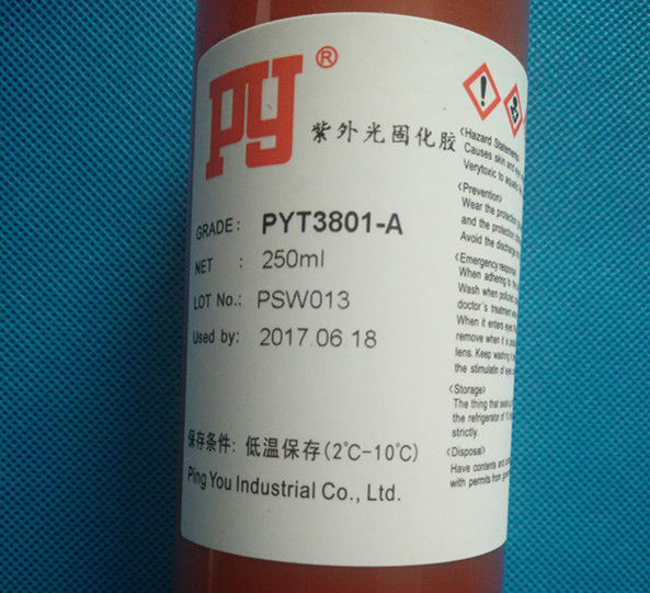 Plastic SMT Solder Paste 50CC UV Curing Adhesive For Touch Screen Repair
