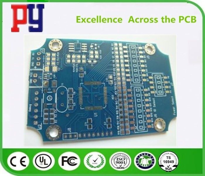 Quick Turn Single Sided Circuit Board Pcb Prototype 1oz For Medical Industry