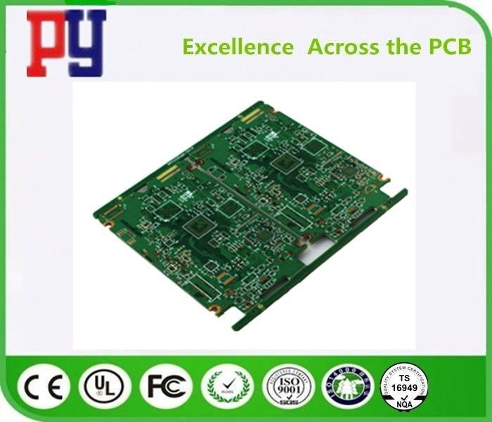 4 Layer PCB Printed Circuit Board 1OZ Copper HASL Surafece Fr4 Base Material