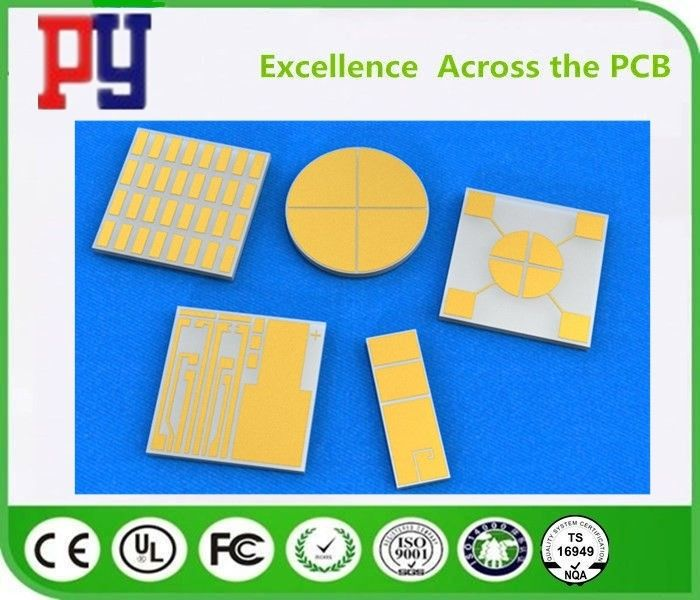 UL ROHS ISO9001 Rigid Flex Printed Circuit Boards Fr4 Base Material Solid Structure